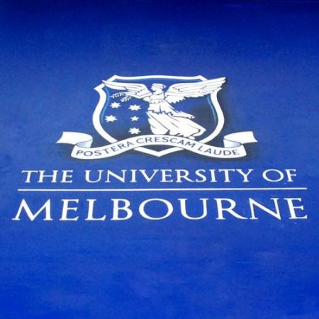 Melbourne University Power Lifting Platform, Hand Painted Sign - close up