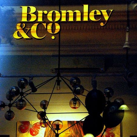Bromley & Co. <br /> Location: BLOCK ARCADE Melbourne.<br />