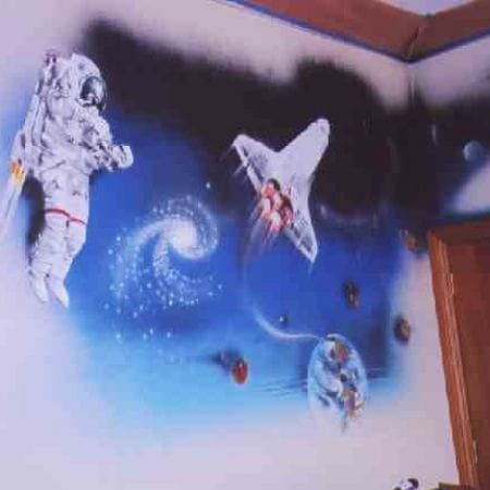 Children's Theme Wall Mural