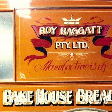Roy Raggat Carriage Signwriting & Restoration